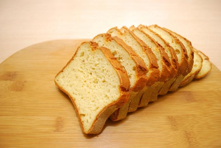 Pão de Forma Batata Doce