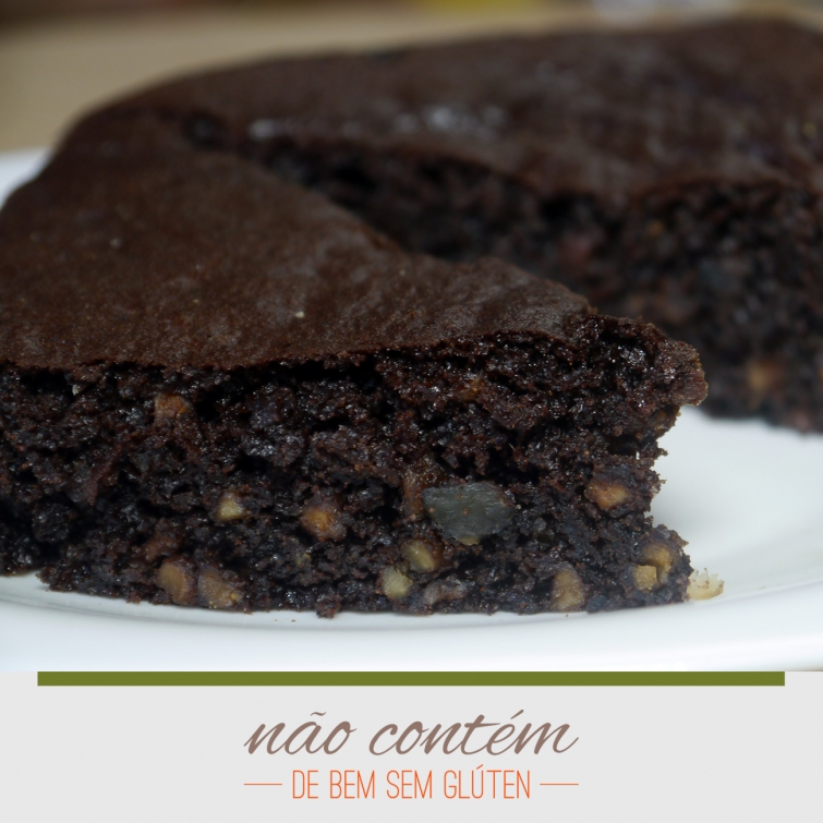 Bolo Low Carb Brownie