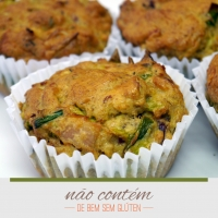 Muffin Vegetariano Low Carb